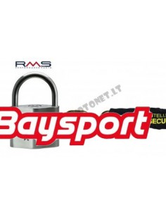 Padlock with chain 288010320 d16mm su d14mm