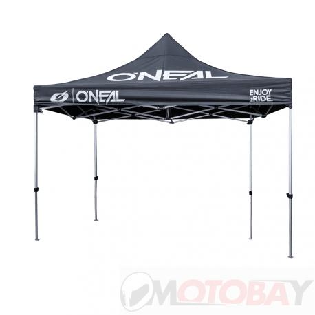 O`NEAL RACE TENT BLACK (3X3 M)