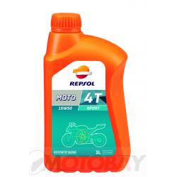 REPSOL MOTO SPORT 4T 15W-50 1L