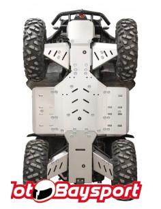 SMC MBX 700 IRON BALTIC aliuminio dugno apsauga keturračiui