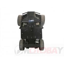 Cectek 500 Gladiator / Quadrift IRON BALTIC plastikinė dugno apsauga keturračiui