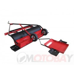 """IRON BALTIC slidinėjimo trasų priežiūros mechanizmas """"Tracker 230"""""""