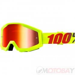 100% STRATA MERCURY akiniai