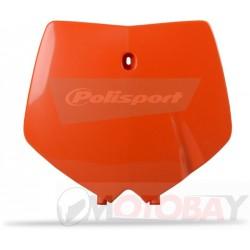 KTM SX 2t 99-02, SX 4t 00-02 Polisport number plate
