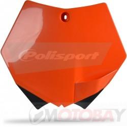 KTM SX 07-12 Polisport number plate