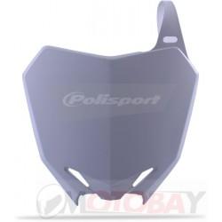 SUZUKI RMZ 250 10-15/RMZ 450 08-15 Polisport number plate