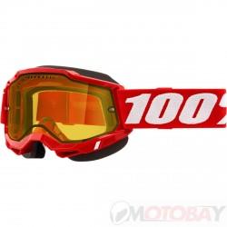 100% ACCURI 2 SNOW akiniai