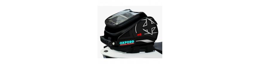 Moto krepšiai ir kuprinės